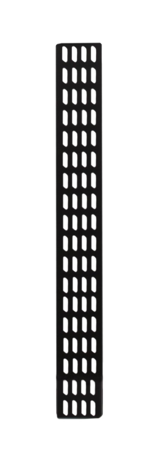 Afbeelding van 18U vertical cable tray - 30 cm