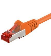 Afbeelding van CAT6 SSTP/PIMF 0,25m orange
