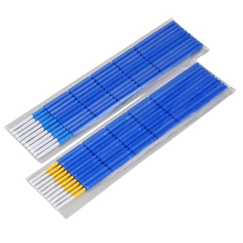 Afbeelding van Fibre optic cleaning swabs 1.25mm 10 pieces