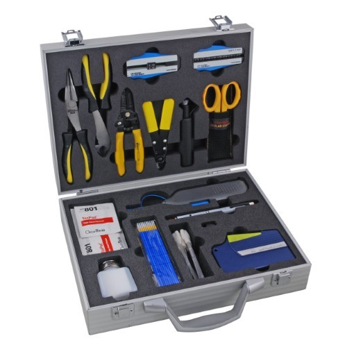 Afbeelding van Professional fibre optic tool set