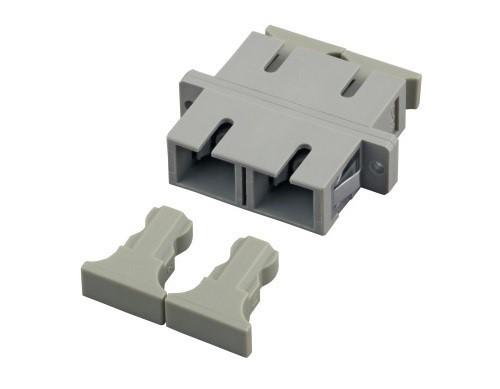 Afbeelding van Multimode coupler SC-SC duplex beige