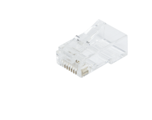 Afbeelding van CAT5 RJ45 connector - unshielded