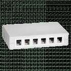 Keystone media box 12 ports