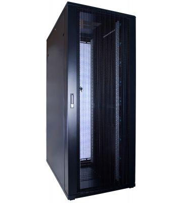 42U server rack with perforated door 800x1200x2000mm (WxDxH)