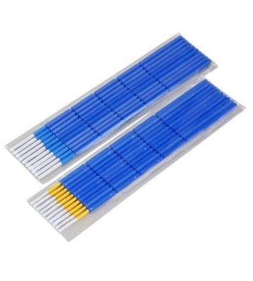 Fibre optic cleaning swabs 1.25mm 10 pieces