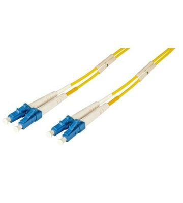 OS2 duplex fibre optic cable LC-LC 15m