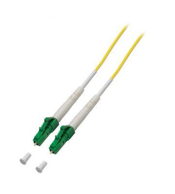 OS2 simplex fibre optic cable LC/APC-LC/APC 1m