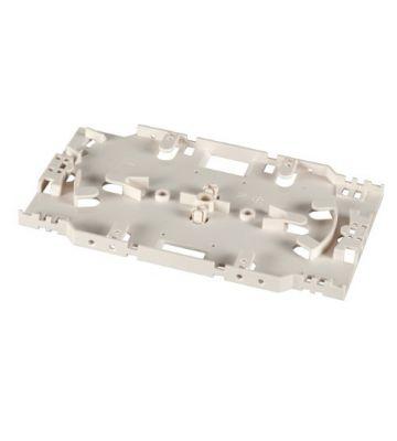 Splice cassette for 2 x 12 splice holding devices