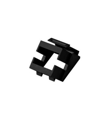Keystone adapter black