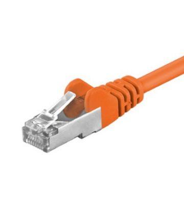 CAT5e FTP 1m orange