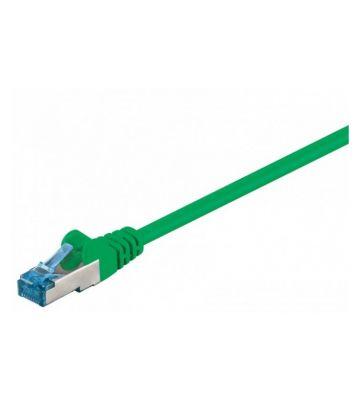 CAT6a S/FTP (PIMF) 50m green