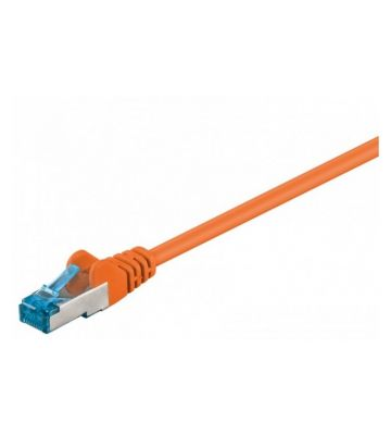 CAT6a S/FTP (PIMF) 50m orange