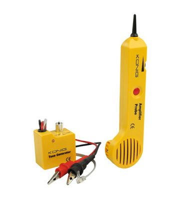 Tone generator with wireless amplifier