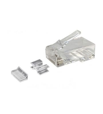 CAT6a connector RJ45  unshielded  - for stranded cable