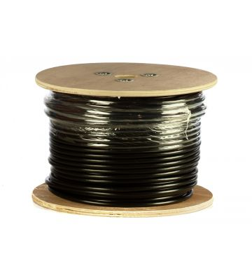 DANICOM CAT6 FTP 100m outdoor cable on a reel - solid -  PE (Fca)