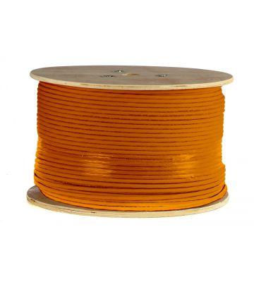 DANICOM CAT7 S/FTP 500m on a reel solid - LSZH (Eca)