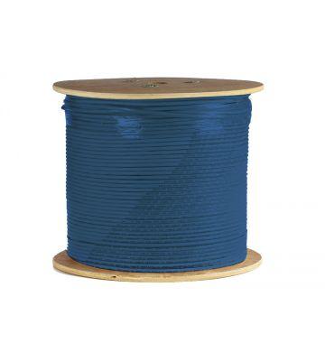 DANICOM CAT6 UTP 500m on a reel solid - PVC (Eca)