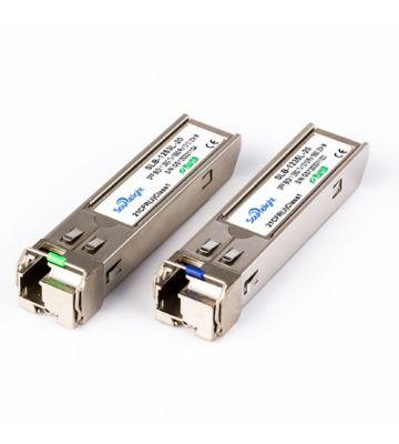 SFP Plus 10 gigabit  (mini-GBIC) LC module single mode simplex TX: 1330nm RX: 1270nm 20km