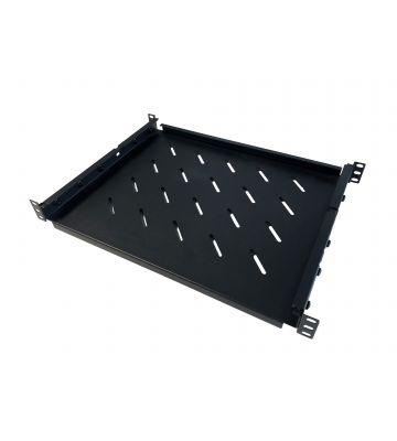 Adjustable shelf for 350mm to 600mm deep server racks - 1U