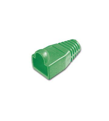 RJ45 plug boot green