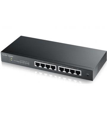 Zyxel 8-ports GS1900 smart managed switch