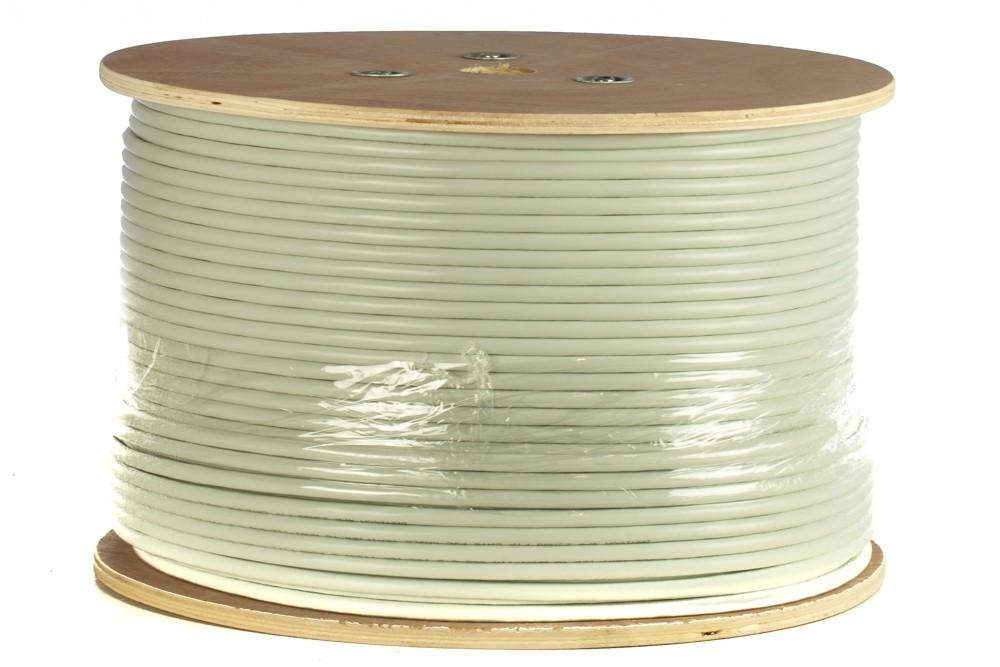 Afbeelding van DANICOM CAT6A S/FTP 305m on a reel solid - LSZH (Eca)
