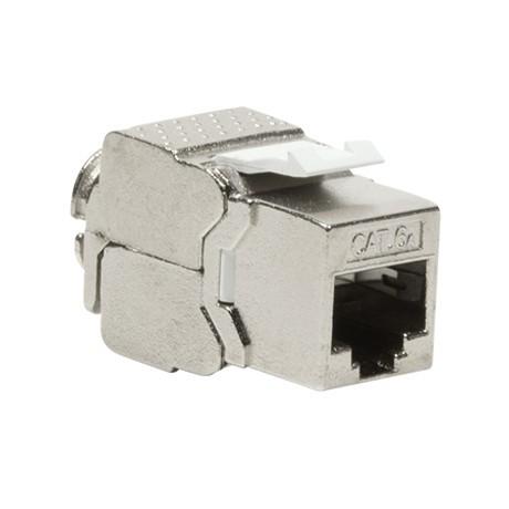 Afbeelding van CAT6a STP Keystone Connector - Toolless