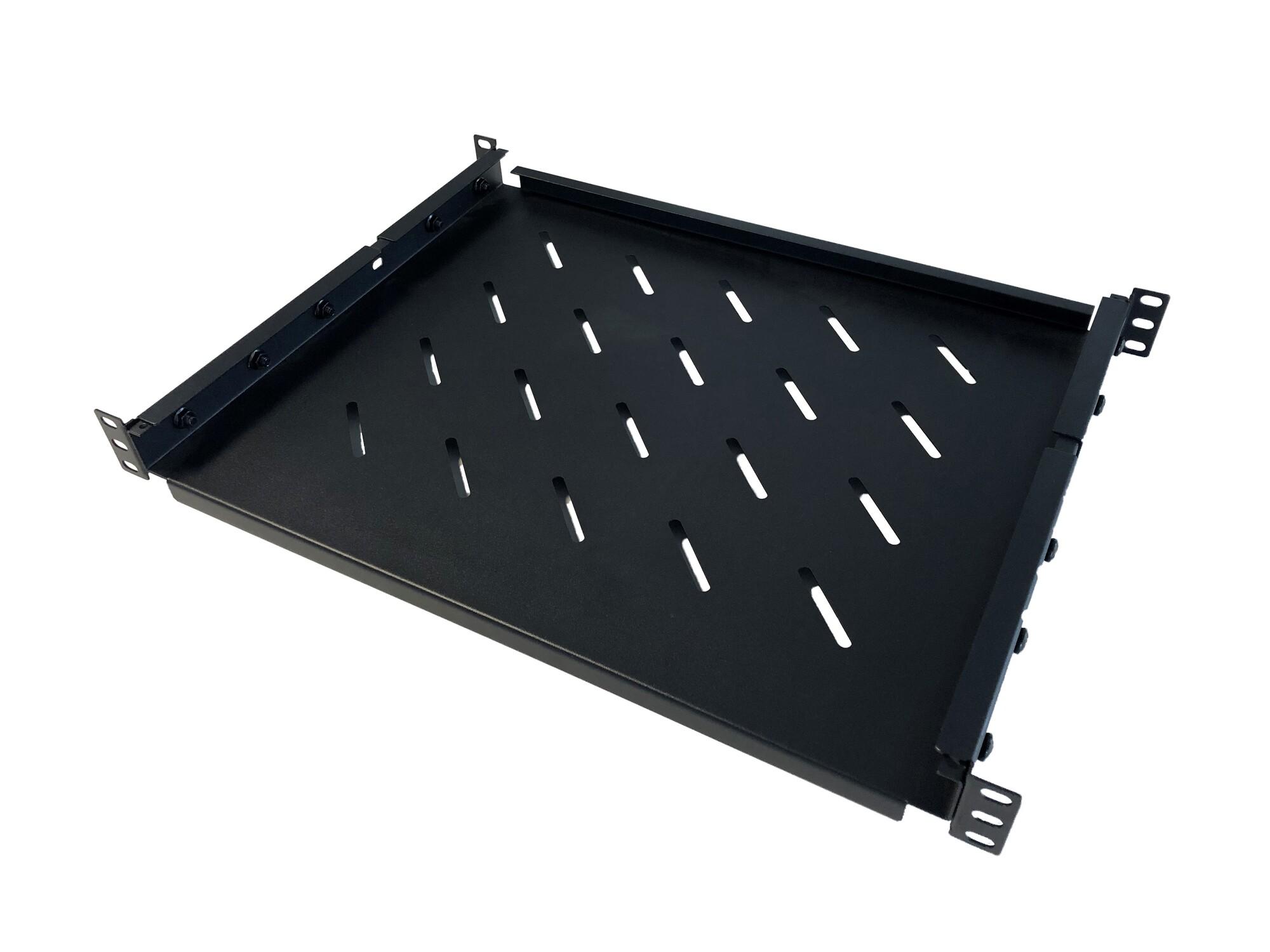 Afbeelding van Adjustable shelf for 350mm to 600mm deep server racks - 1U