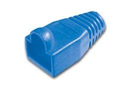 Afbeelding van RJ45 plug boot blue