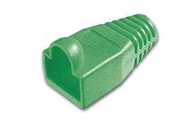 Afbeelding van RJ45 plug boot green