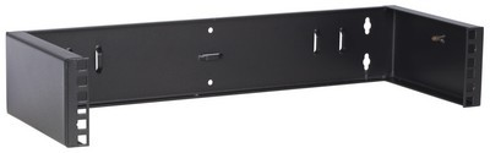 Afbeelding van 2U wall mount bracket - 180mm deep