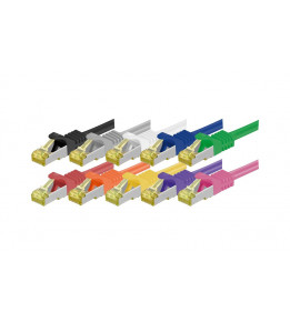 Cat7 SFTP patch cables