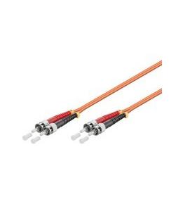 OM2 fibre optic cables