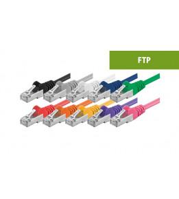 Cat5e FTP patch cables