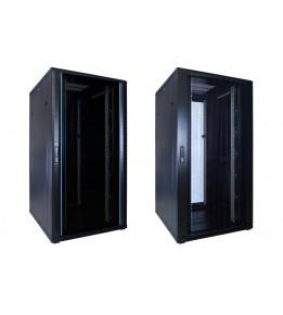 Server racks and patch racks
