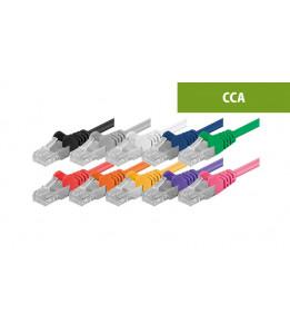 Cat5e patch cables - CCA